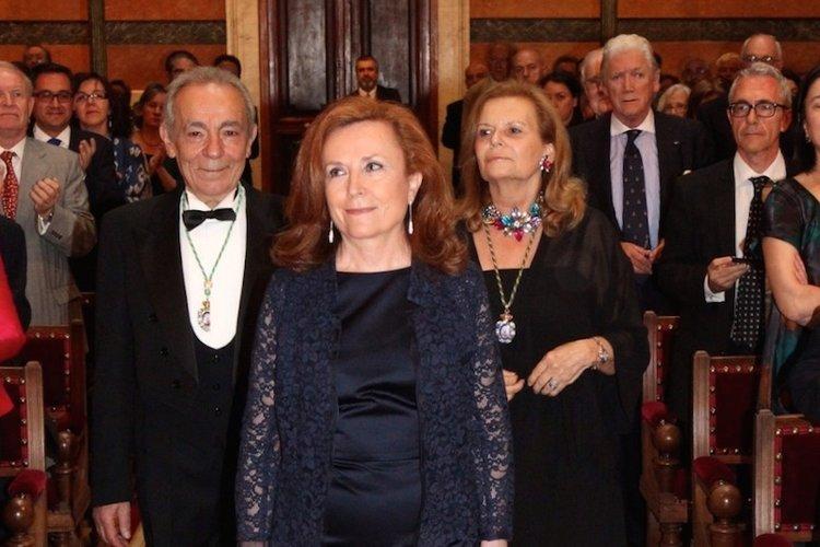 Aurora Egido ingresa en la Real Academia, 14-6-2014