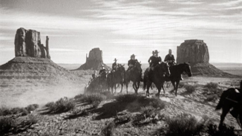 La diligencia (Stagecoach) - John Ford 1939